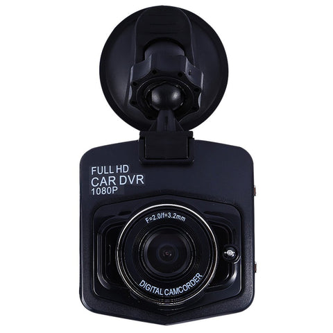 GT300 Dash Cam, Full HD 1080P, Car DVR, Night Vision Recorder