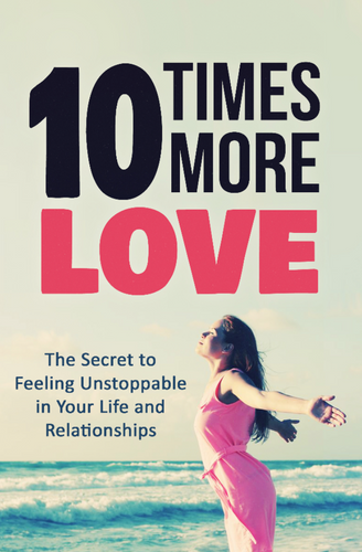 10 Times More Love Book
