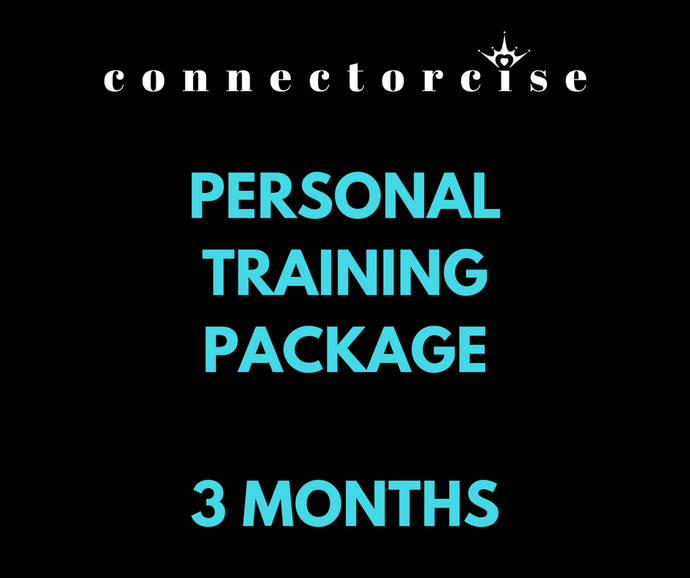 3 Month Personal MIndfulness Training Package