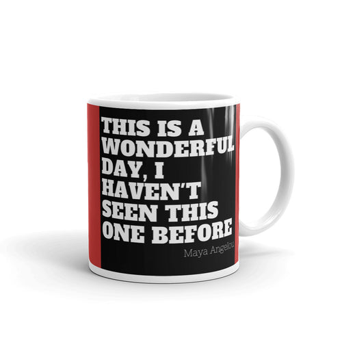 DayMaker Mastery Mug...  The Mug That Loves You Back!