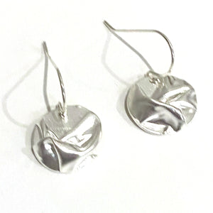 Earrings - Cordelia Fine Silver Earrings