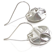 Load image into Gallery viewer, Earrings - Cordelia Fine Silver Earrings