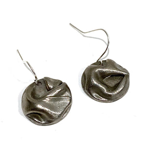 Earrings - Loire Steel Earrings