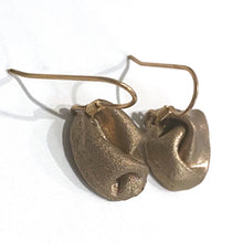Load image into Gallery viewer, Earrings - Marella Rose Bronze Earrings