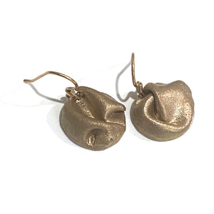 Earrings - Marella Rose Bronze Earrings