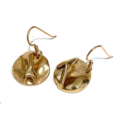 Earrings - Nerida Bronze Earrings