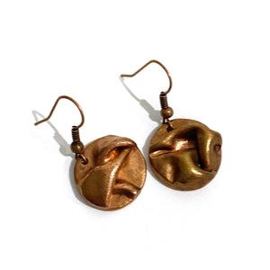 Earrings - Rosemary Copper Earrings