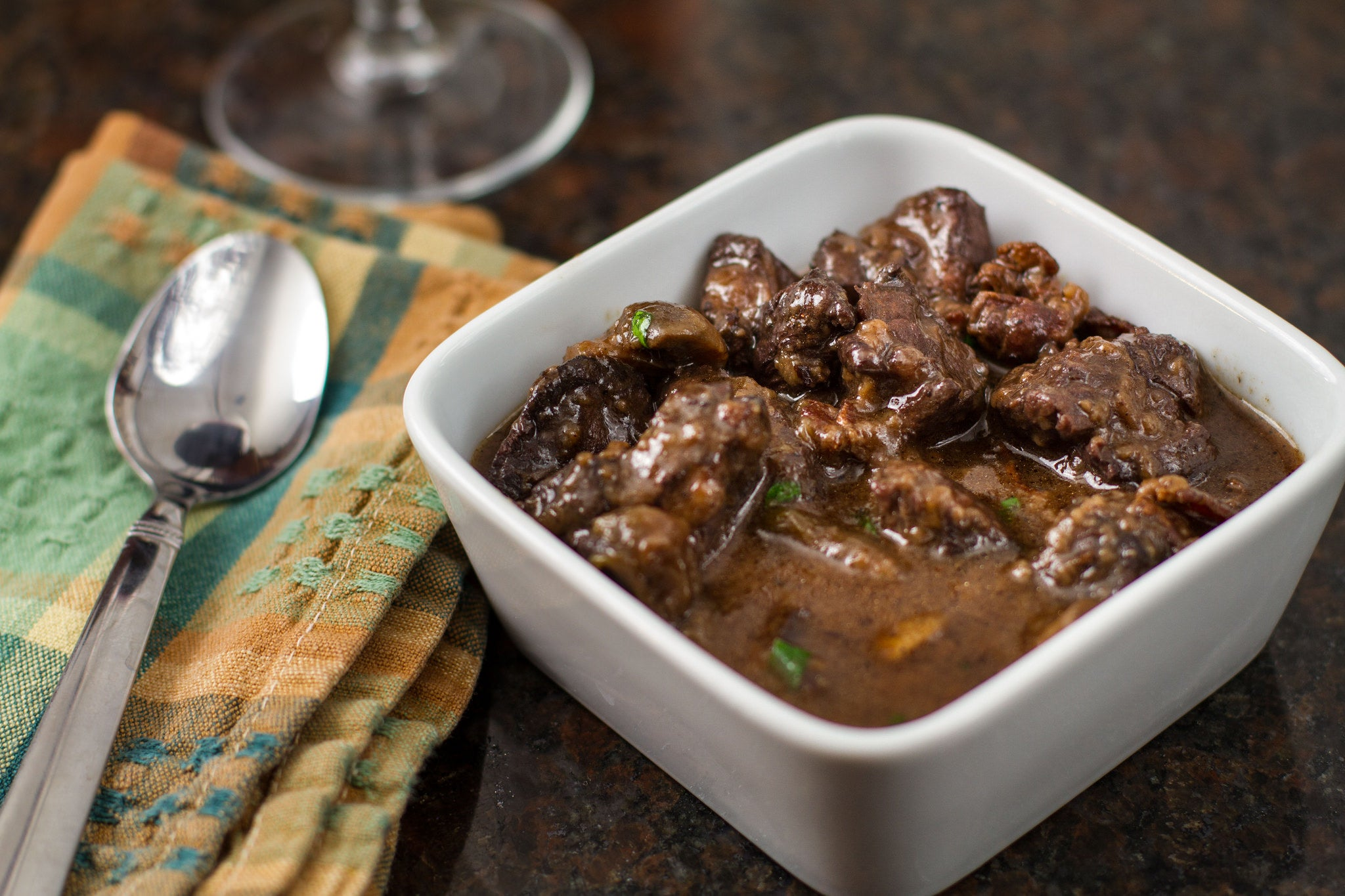 Beef Burgundy: A Masterpiece Made Easy with VitaClay!