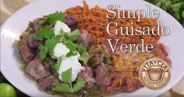Simple Guisado Verde (Video Recipe)