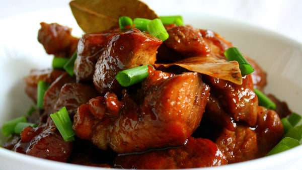 Filipino-Inspired Cuisine: Chicken Adobo in Clay!