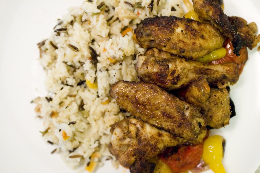 Moroccan Chicken: Authentic Traditional Dish in Clay