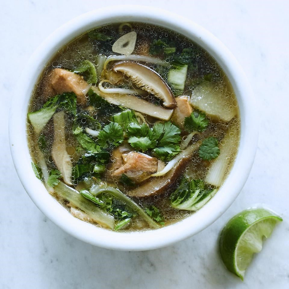 Healing Tonic Soup from Dr. Weil