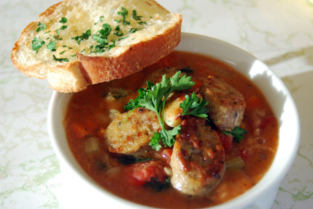 Rustic, Hearty French Cassoulet At Home with VitaClay (with Vegetarian Option)