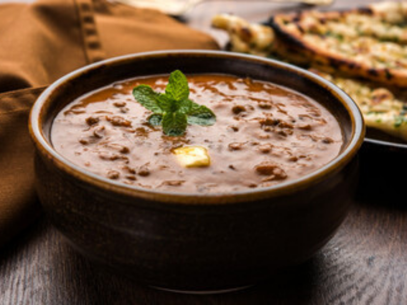Filling, Flavorful Cuban Tomato and Black Bean Soup