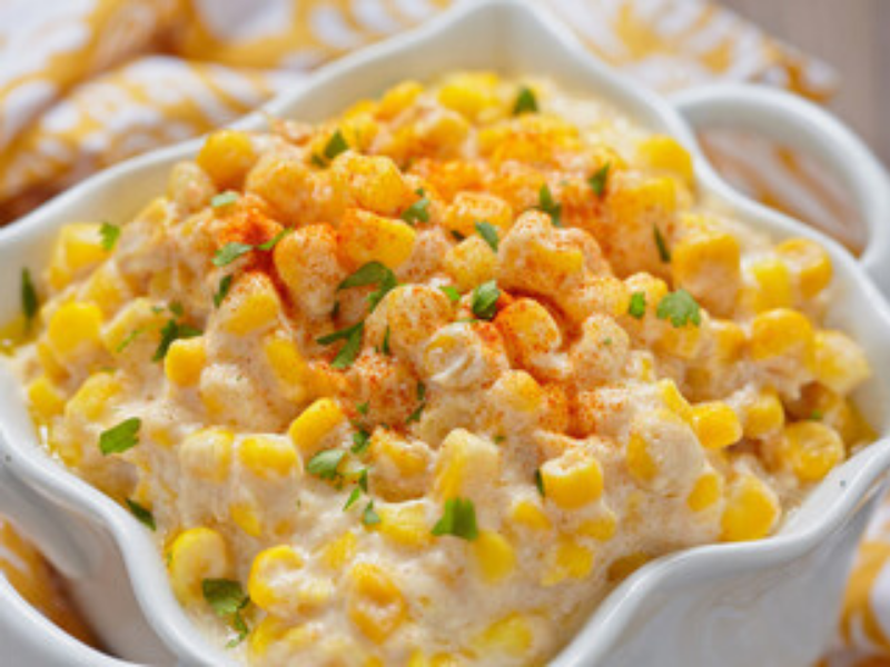 Easy Creamed Corn For a Perfect Side to Your Meal