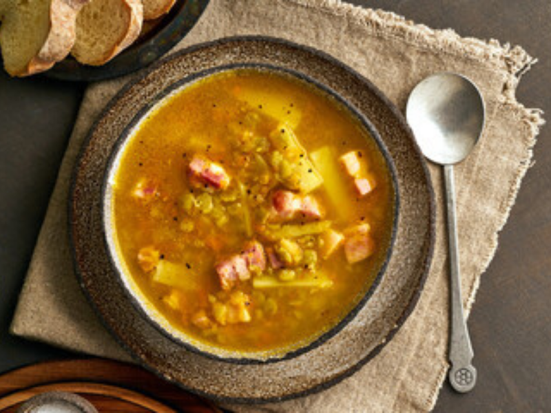 Immune-Boosting, Energy-Building Green Chile Pork Soup