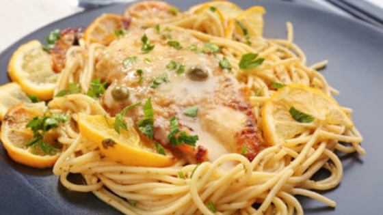 VitaClay Lemon Chicken Piccata: A One-Pot Meal to Fall in Love for Dinner