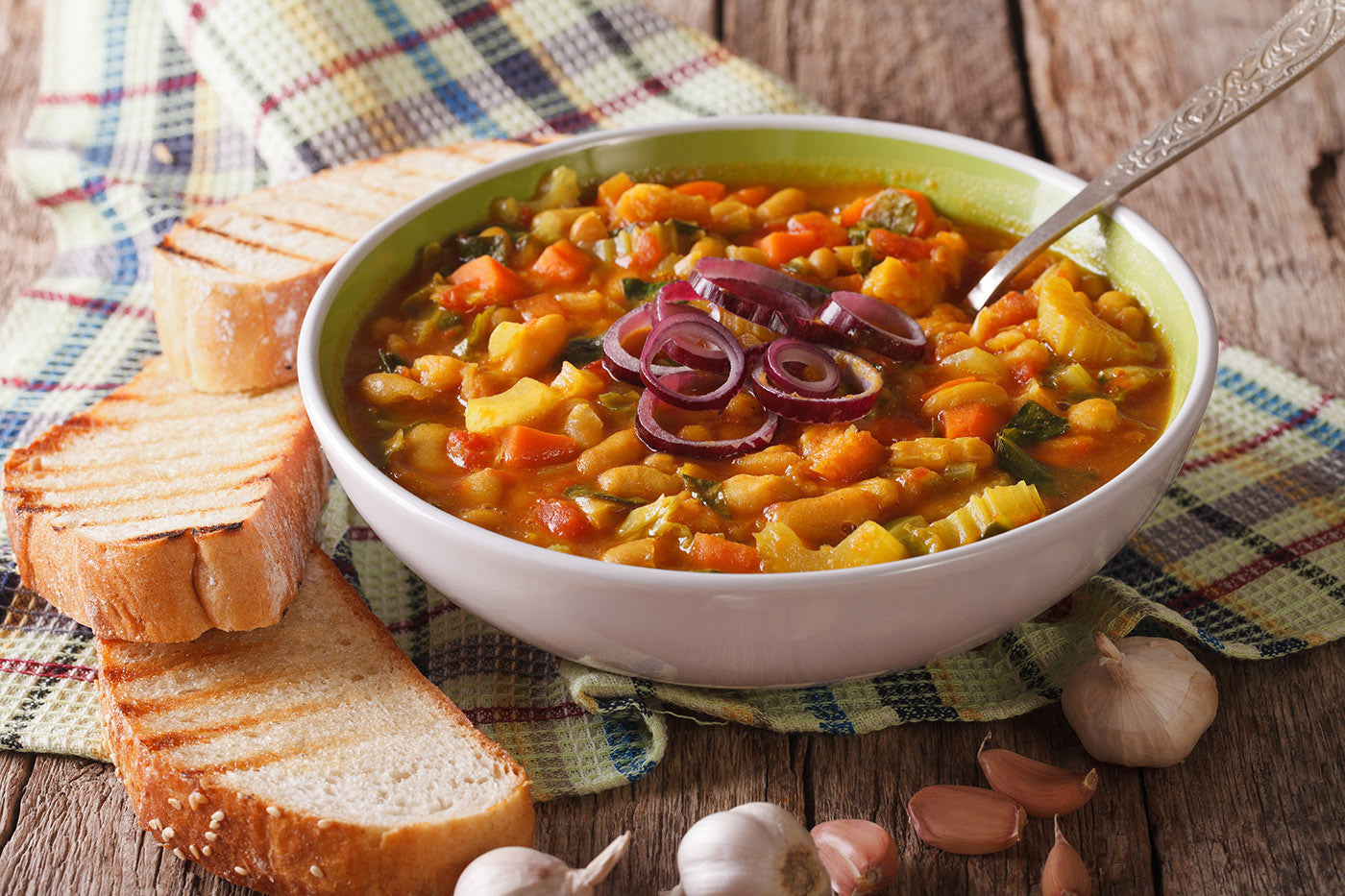 Ribollita Tuscan Winter Bean Soup