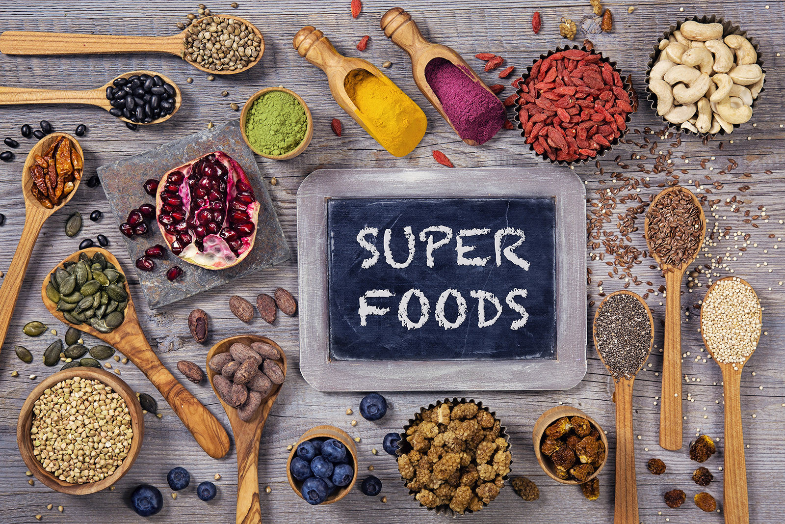 Superfoods to the Rescue? Separating Fact from Agenda