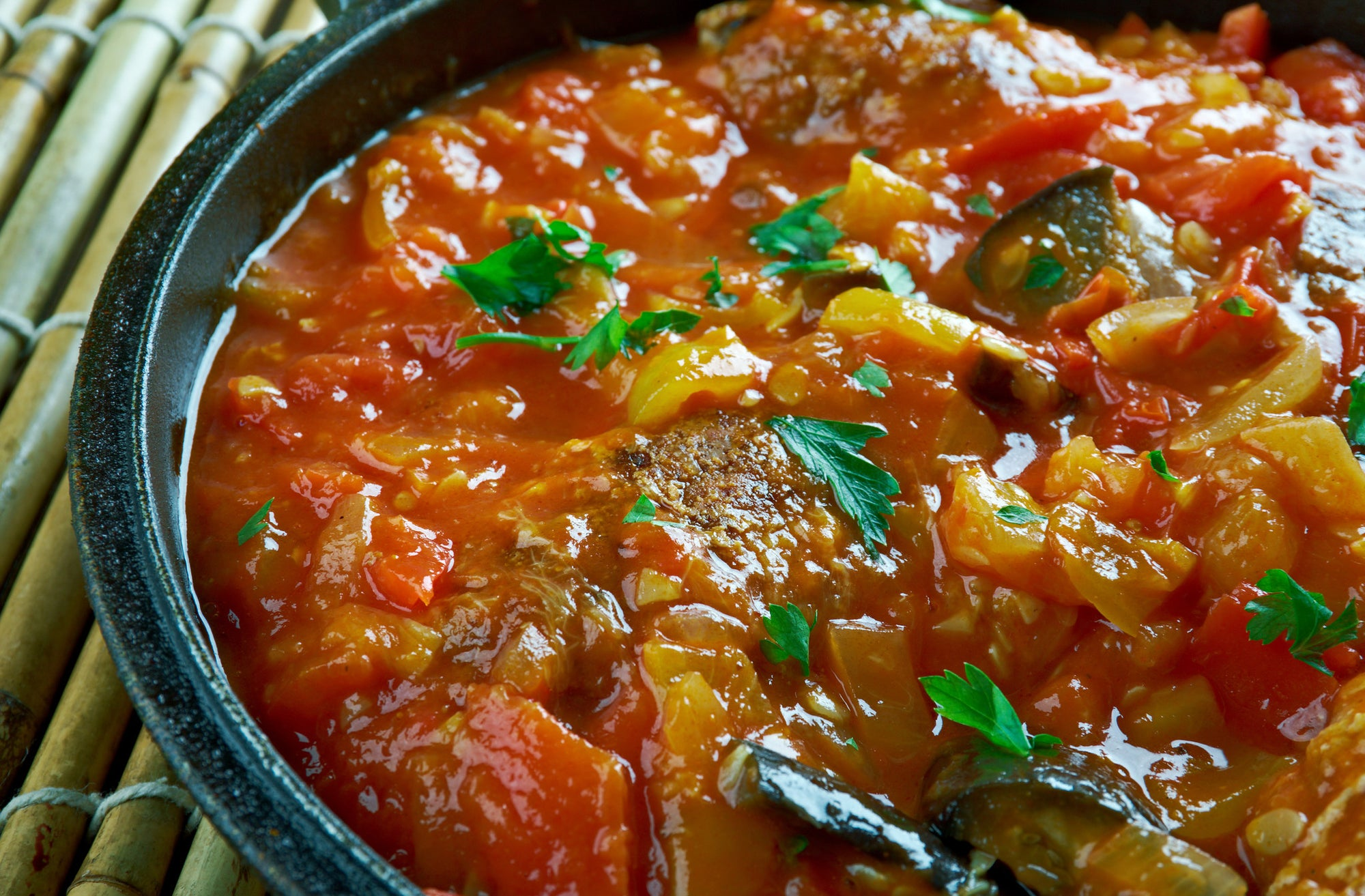 Old Style Kentucky Derby Burgoo: Easy with VitaClay!