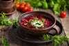 Traditional Borscht in Your Clay Pot: Your New Favorite Soup!
