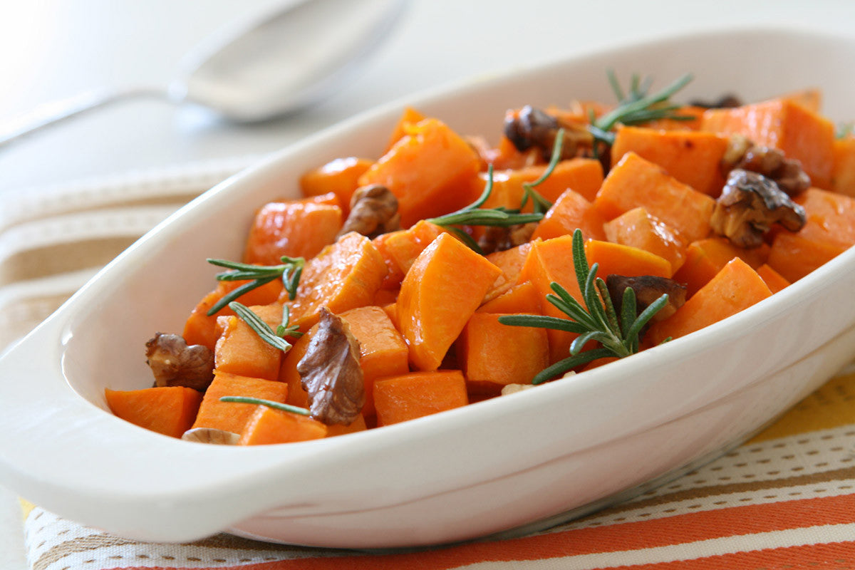 Candied Sweet Potatoes In Your Slow Cooker