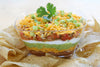 Make Your Own 7 Layer Dip, Great for a Superbowl Party!