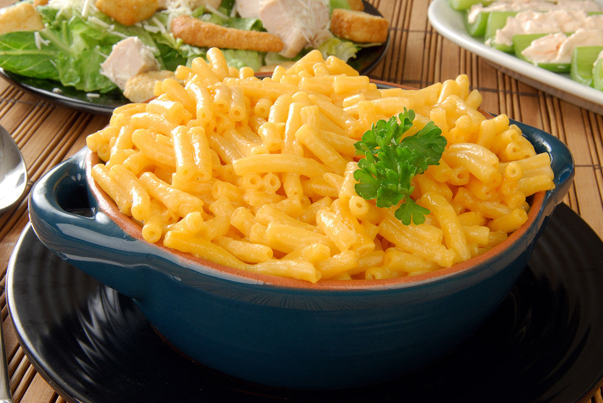Comfort Mac N' Cheese Like Never Before in Clay