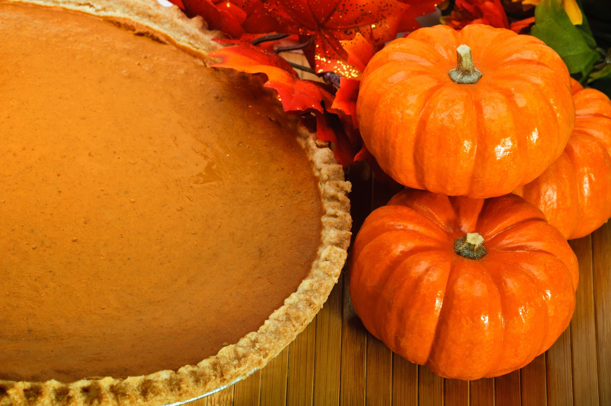 Paleo Pumpkin Pie Recipe: Make Your Home-Made Filling in Clay!