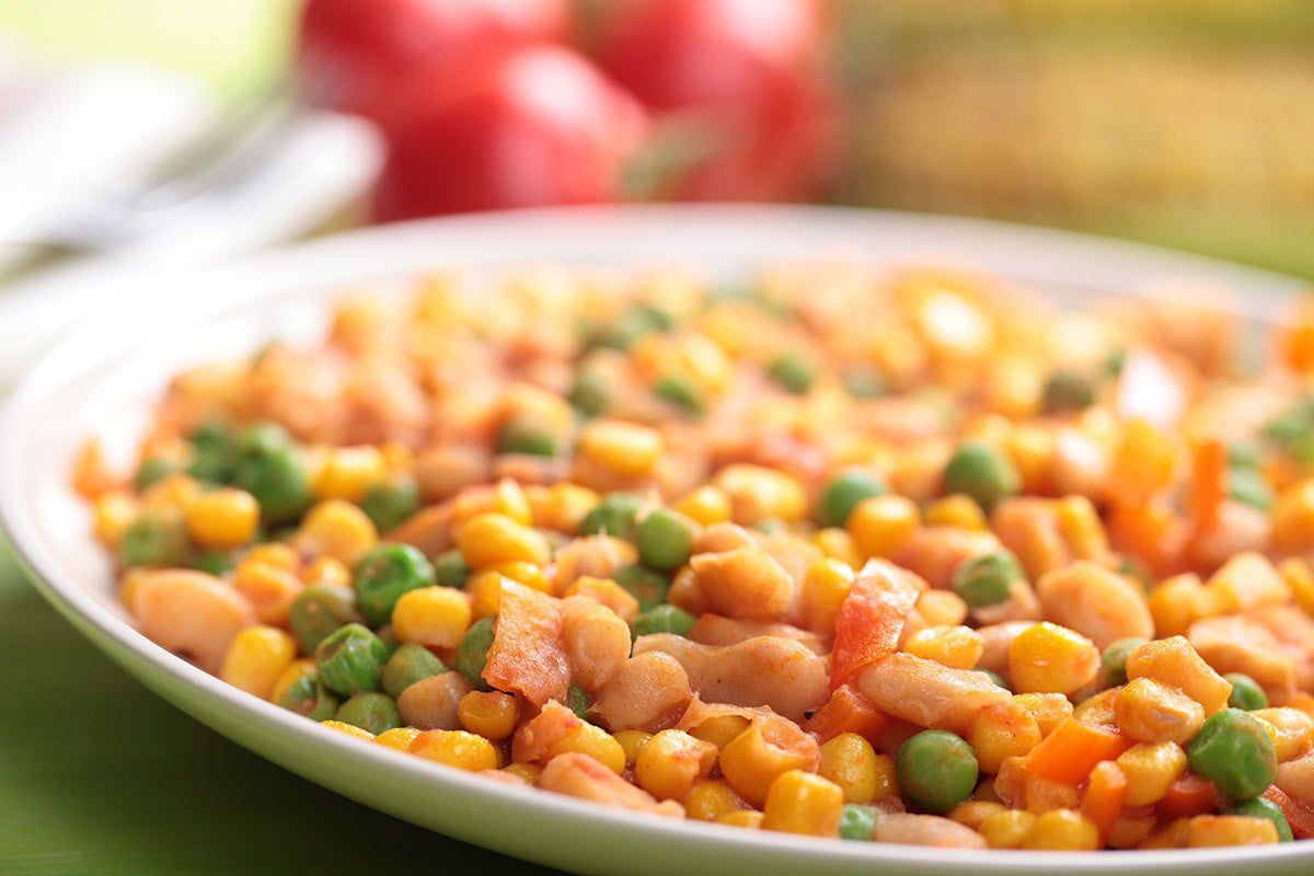 Fast Succotash for Your Slow Cooker