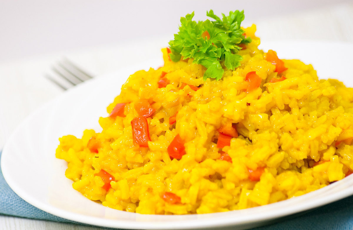 The Best Curried Rice: Delicious in Clay!