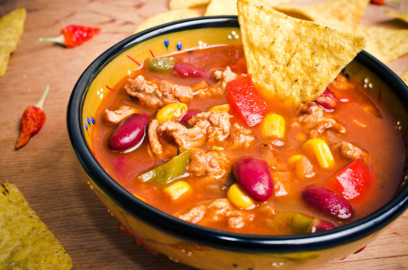 Mexican Bean Soup