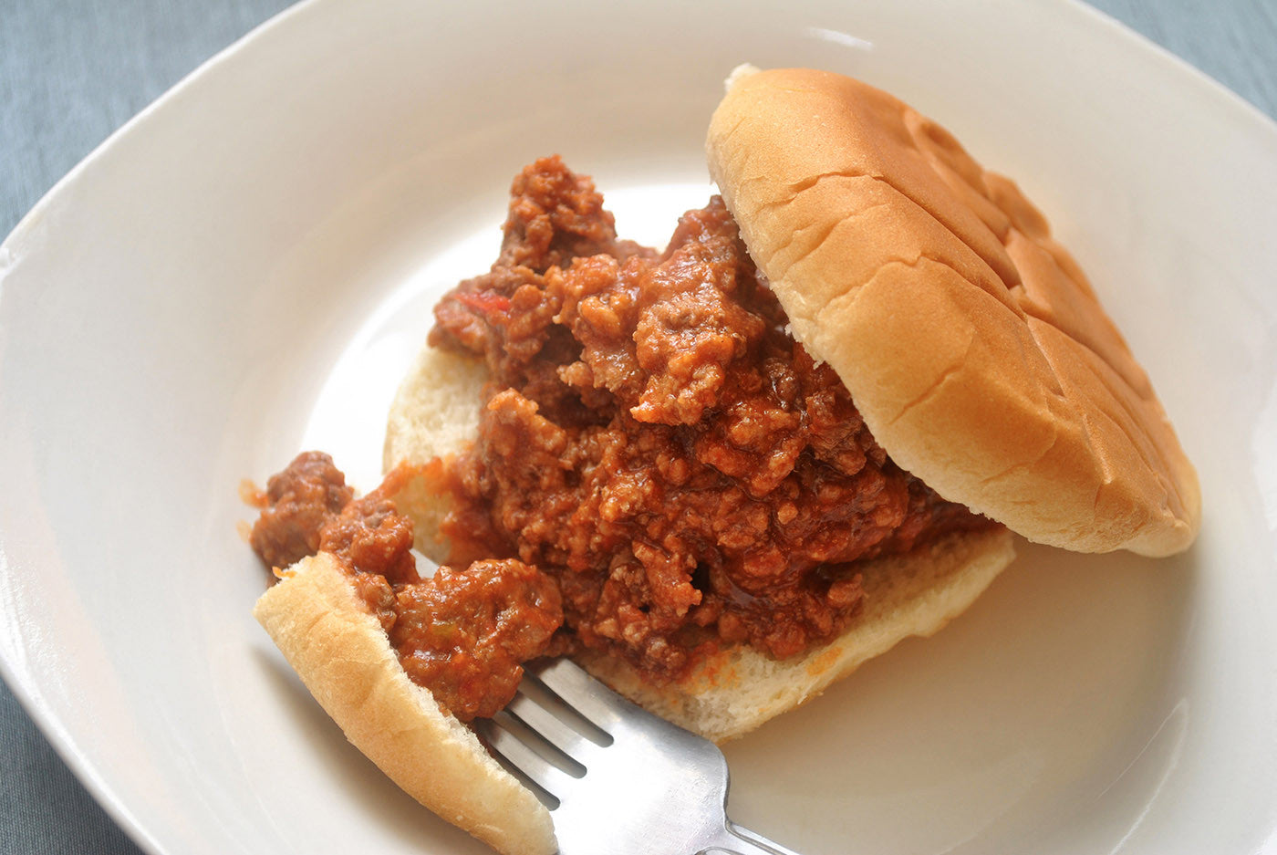 Try Out Tasty Sloppy Joes with VitaClay for Game Day