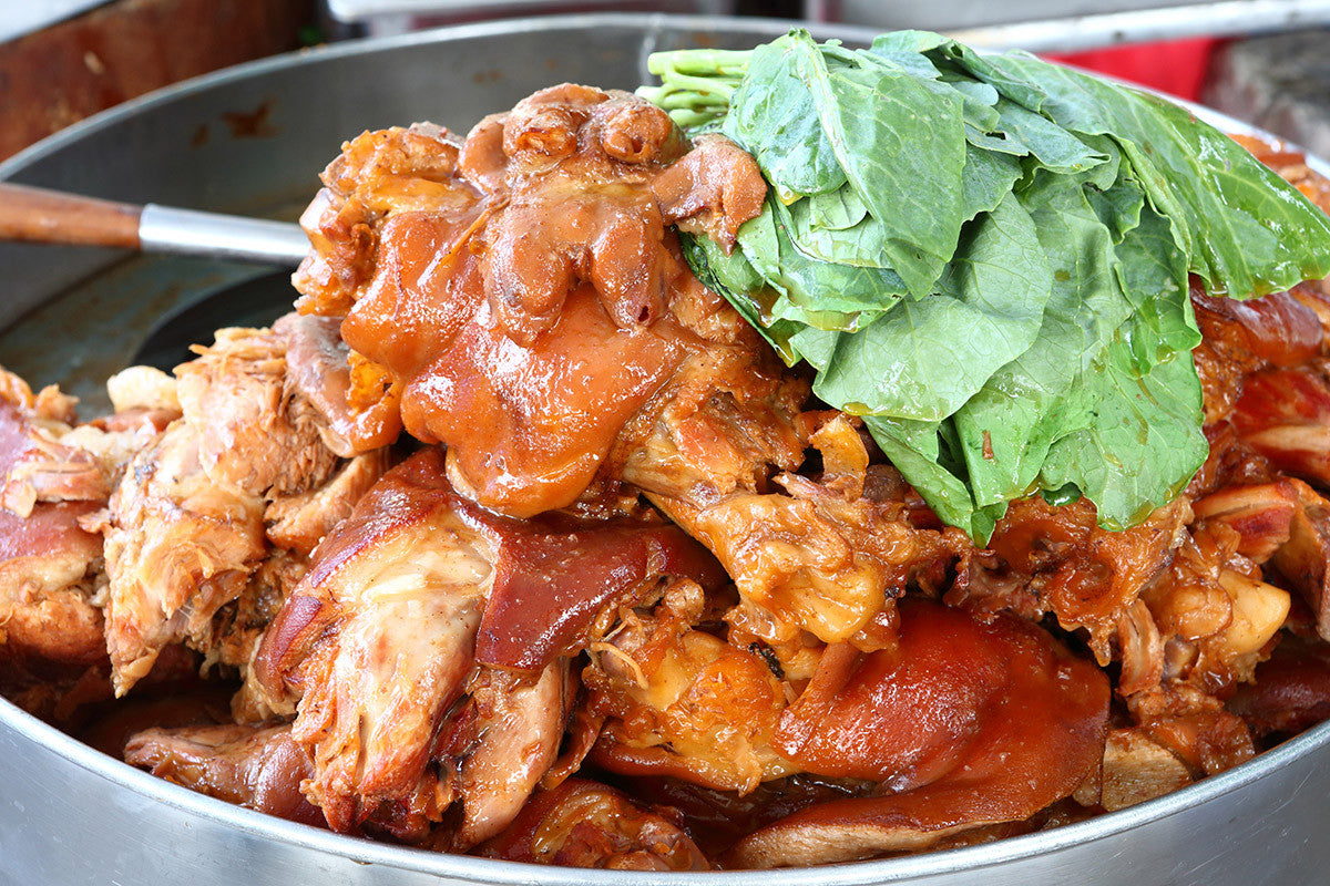 One Pot Wednesdays with Clay: Brown Rice Pork Pot