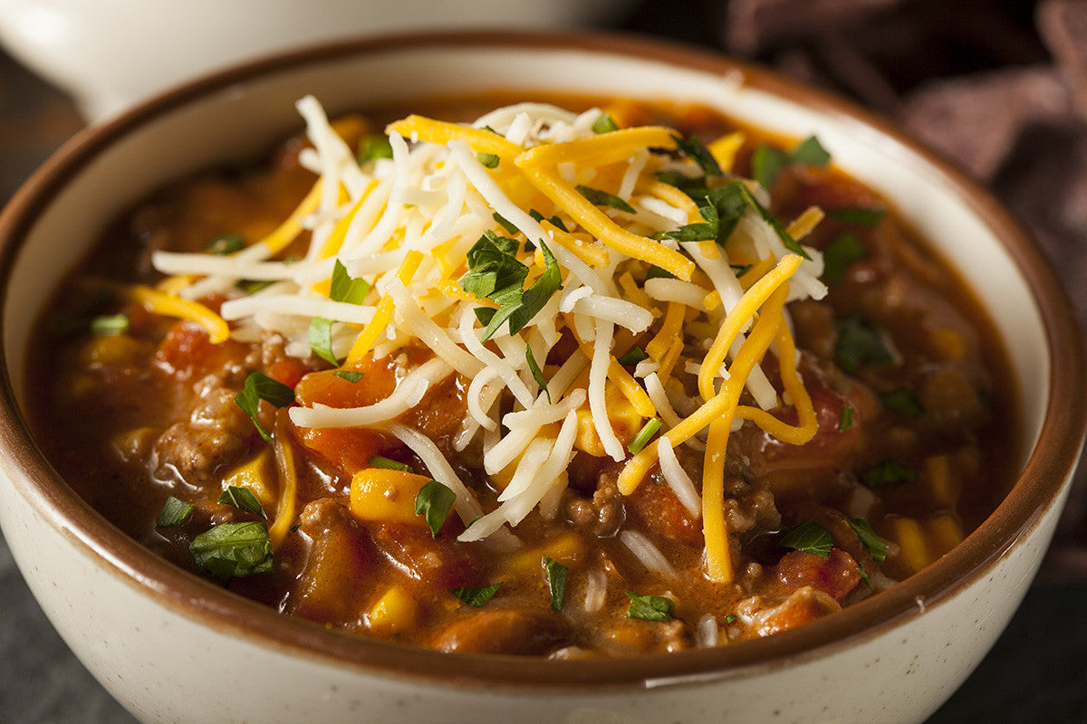One Pot Wednesdays - Quick, Easy Chicken Chili