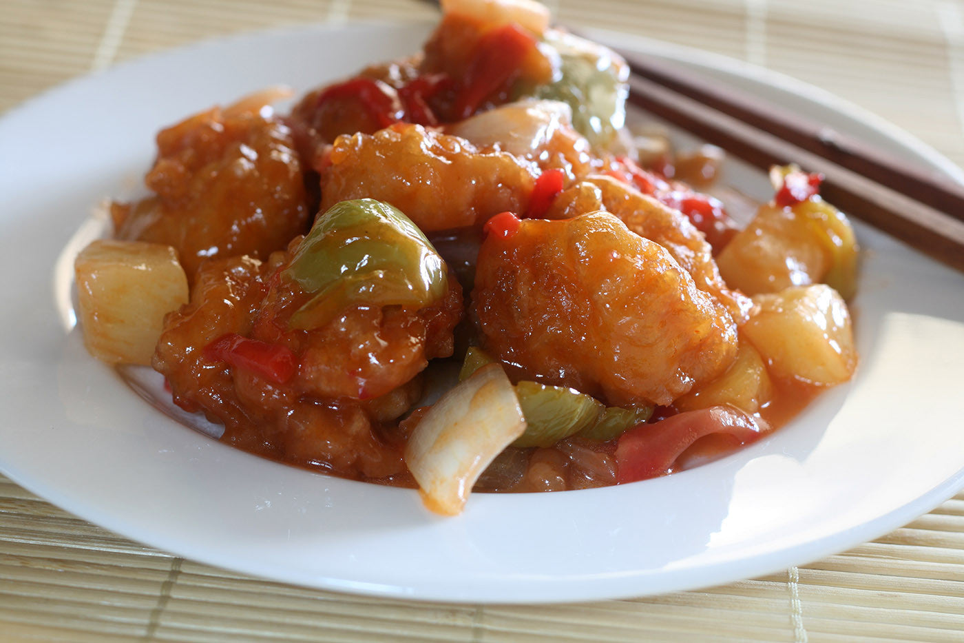 Easy, Delicious Clay Pot Veggies & Honey Garlic Chicken