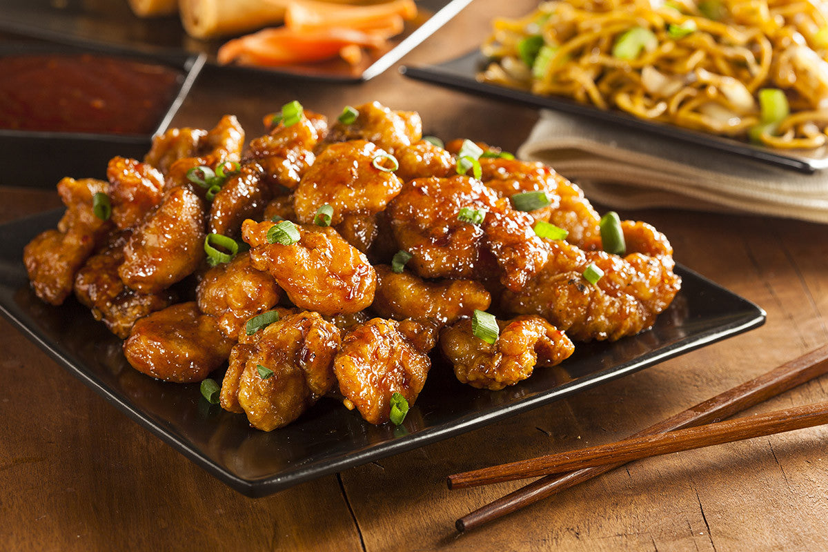 Clay Pot Orange Chicken: Seasonal Goodness for the Win!