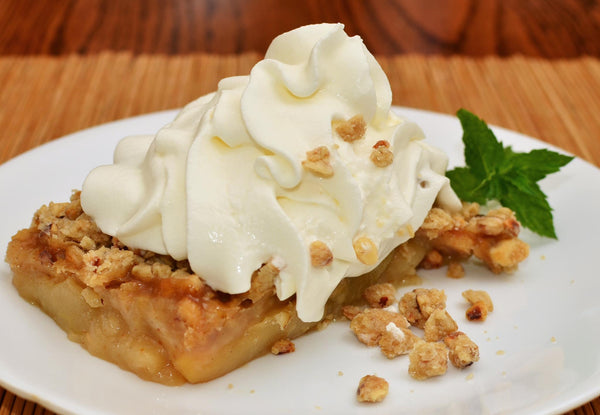 VitaClay Apple Crisp