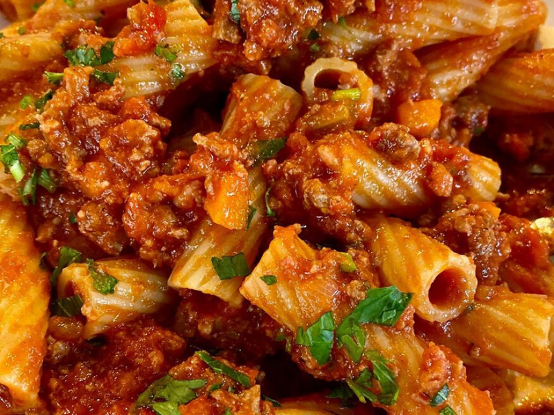 Calabrese-Style Meat Sauce (Ragù alla Calabrese)