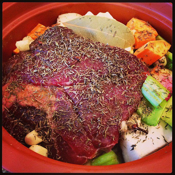 VitaClay Pot Roast: Quick & Easy Every Night of the Week!