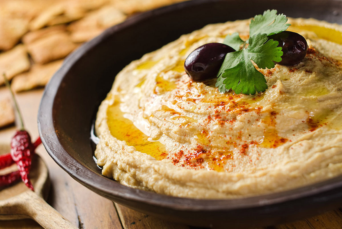 Make Hummus from Scratch, Right in Your Slow Cooker!