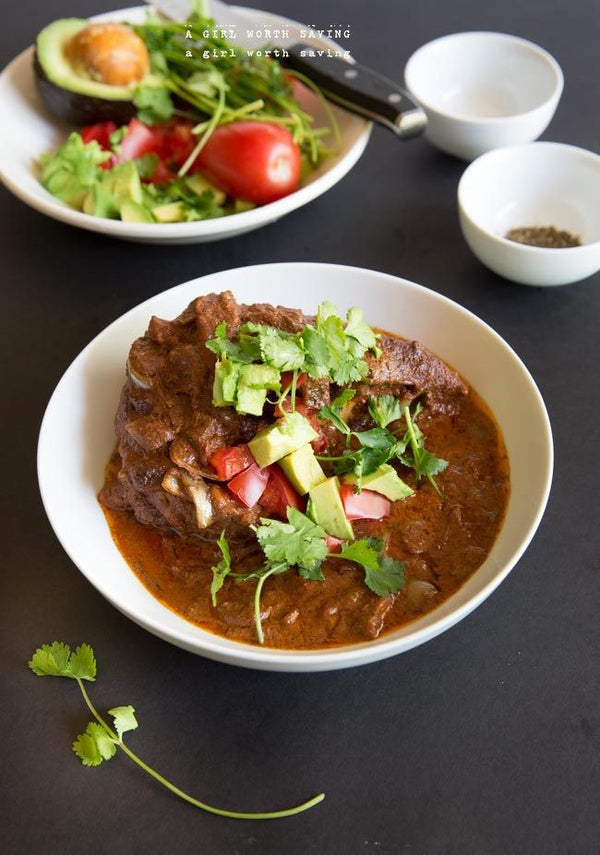 VITACLAY SLOW COOKER PALEO CHOCOLATE CHICKEN MOLE