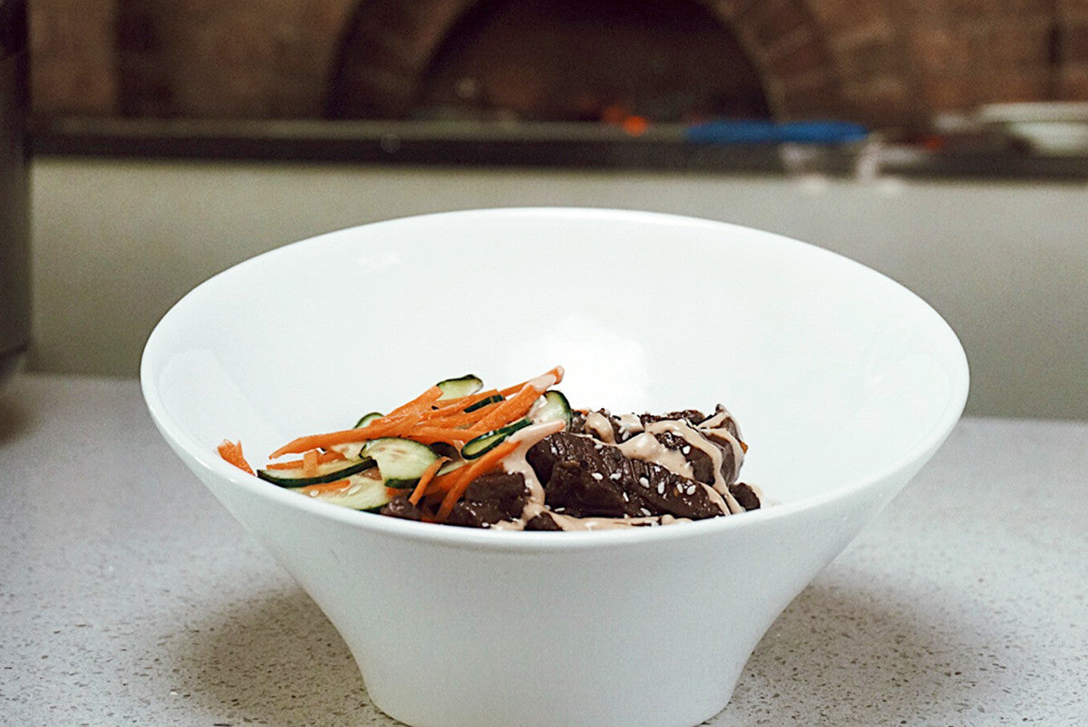 Korean Bulgogi: The Exotic Made Easy in VitaClay!