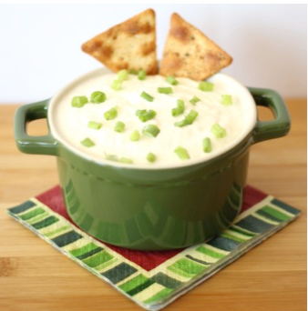 crock pot dip recipes: 5-Ingredient Crockpot Crab Dip Recipe