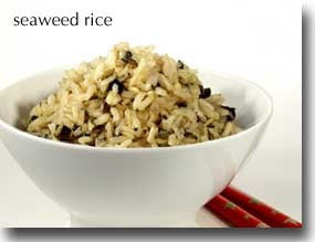 Crave This: Seaweed Rice in Your VitaClay!