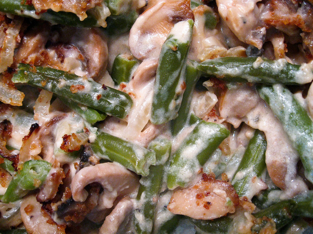 Green Bean Casserole: Super Easy and Delicious in VitaClay!