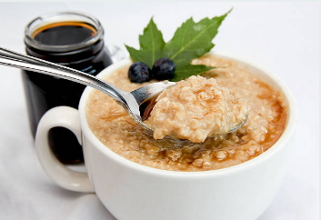 Vitaclay Overnight Maple & Brown Sugar Oatmeal