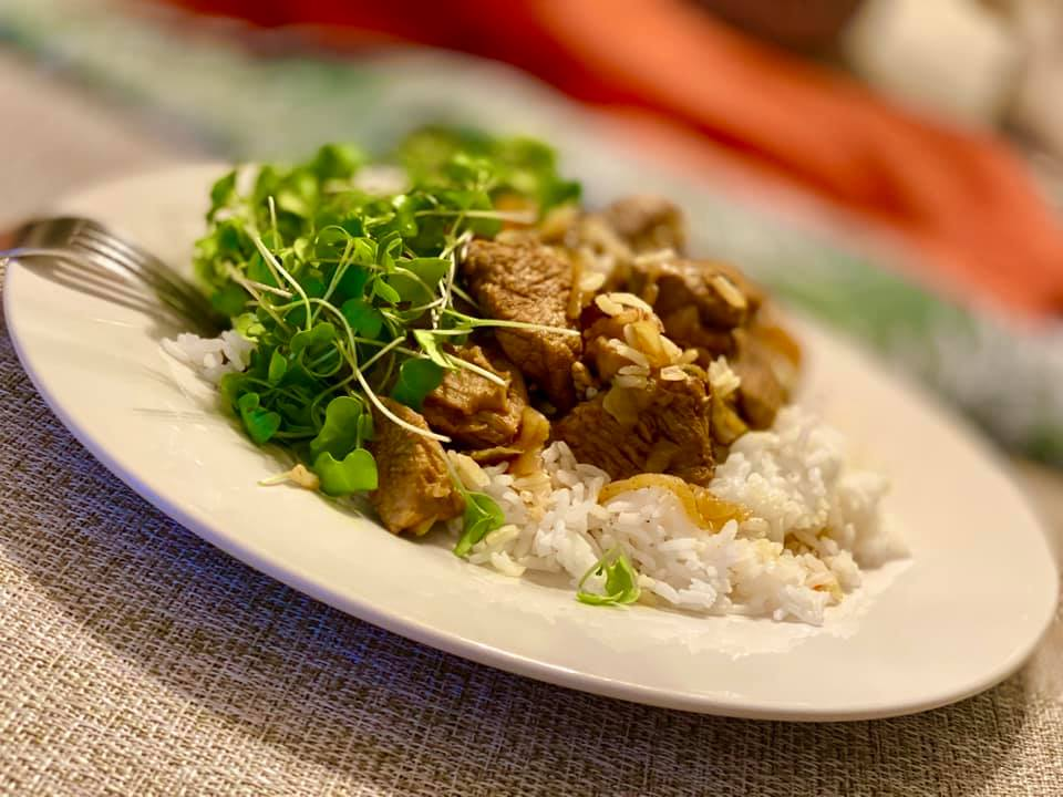 5 Ingredients Persian Lamb Stew