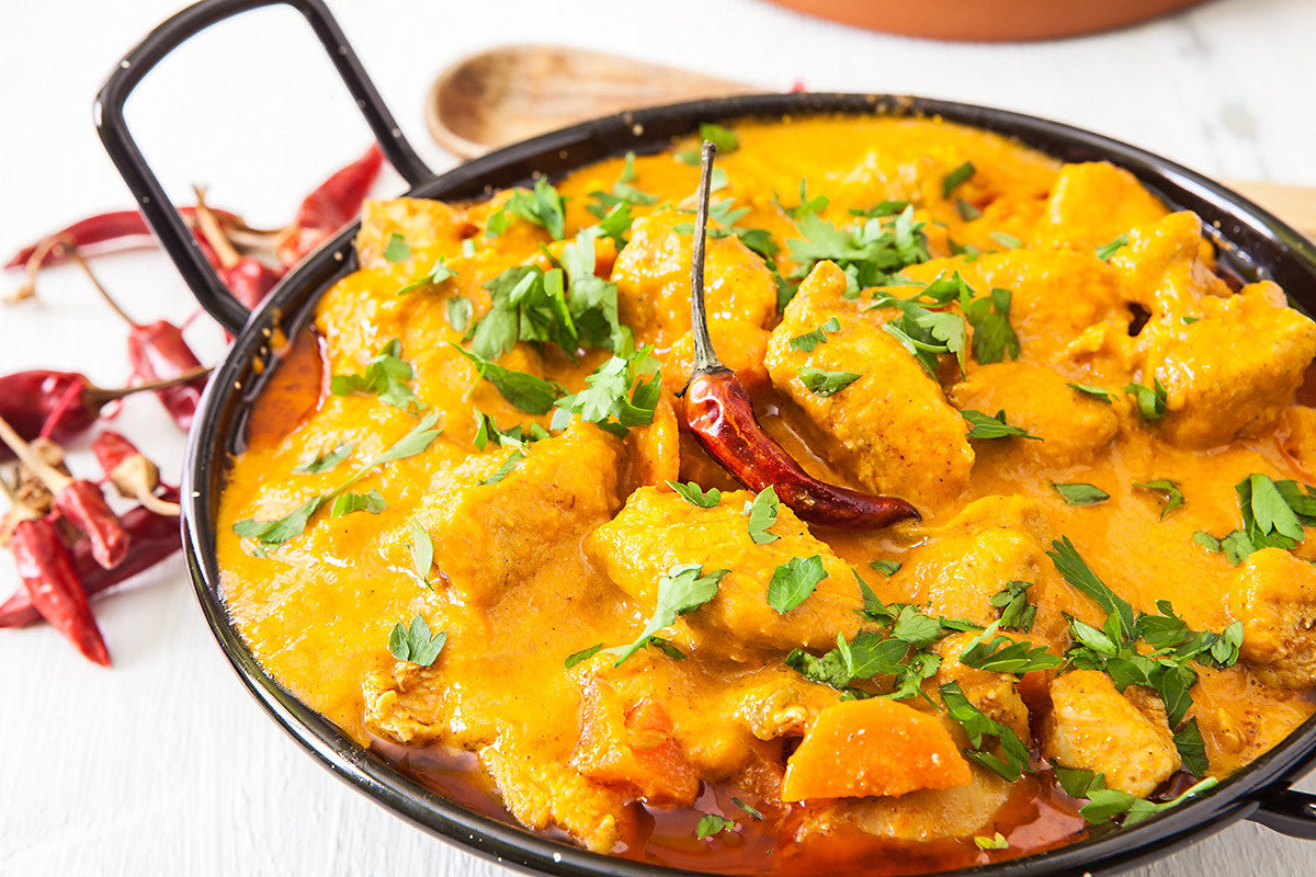 You Can Have Chicken Curry Tonight with Vitaclay!