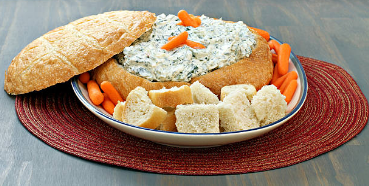 Crock Pot Dips: Best Crock Pot Spinach Dip Recipe